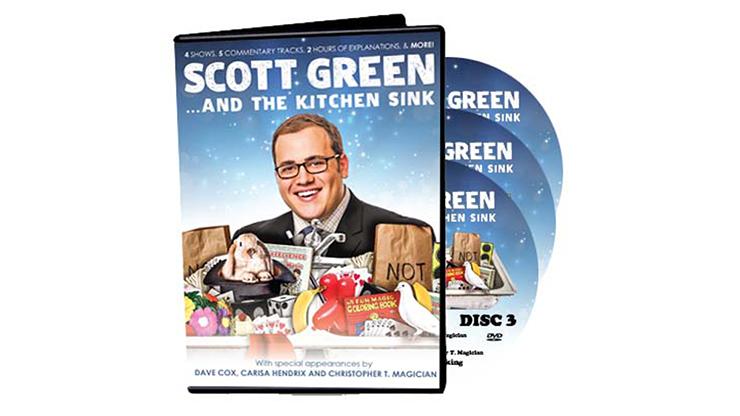 Scott Green... And The Kitchen Sink by Scott Green