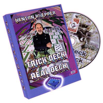 Trick Deck - Real Deck by Kenton Knepper - DVD*