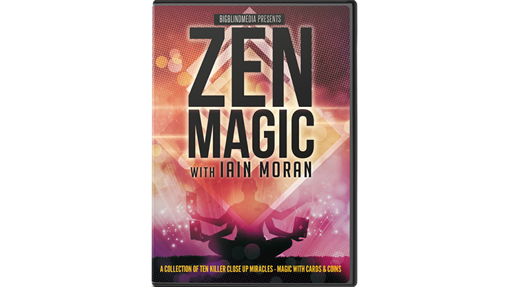 Zen Magic with Iain Moran - Magic With Cards and Coins*