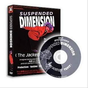 Suspended Dimension by Dan Sylvester DVD