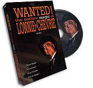 Wanted! Outlaw Magic of Lonnie Chevrie
