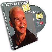 Dobsons Choice TV Stuff Volume 1