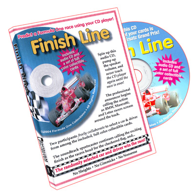 Finish Line by Larry Becker and Lee Earle