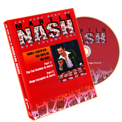 Very Best of Martin Nash Volume 1