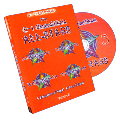 All Stars Volume 3 by A-1 Magical Media