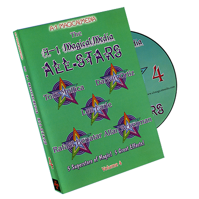 A-1 Magical Media All Stars Volume 4