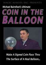 Coin In Balloon*