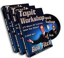 Topit Workshop 3 DVD set Bob Fitch