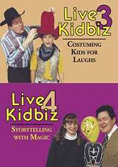 Live Kid Biz 3&4 - David Ginn