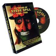 Ten Years Of Steve Spill