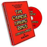 Chinese Linking Rings DVD - Bob White*