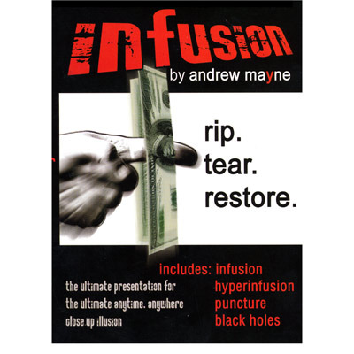 Infusion by Andrew Mayne*