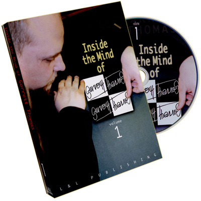Inside the Mind of Garrett Thomas Vol.2 by Garrett Thomas  by L&L Publishing*