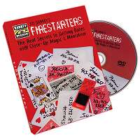 Firestarters by Jay Sankey - pre-owned