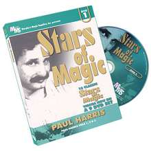 Stars Of Magic #1 - Paul Harris