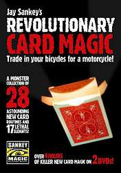 Revolutionary Card Magic - Sankey