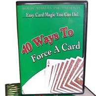 40 Ways To Force A Card*