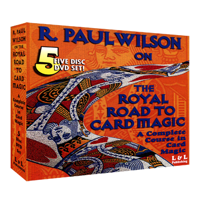 Royal Road DVD - R Paul Wilson