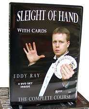 Sleight Of Hand With Cards - Eddy Ray*