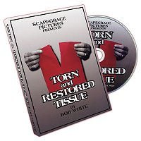Torn & Restored Tissue - Bob White