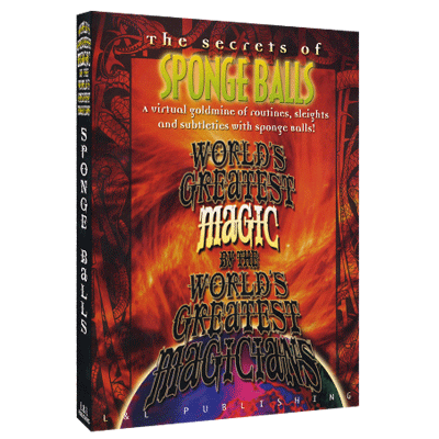 Sponge Balls - Worlds Greatest Magic