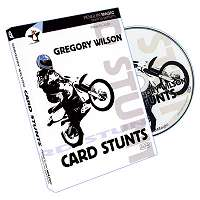 Card Stunts - Greg Wilson