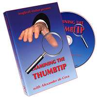 Examining The Thumbtip - DeCova