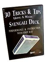 30 Tricks & Tips With A Svengali Deck