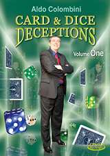 Card and Dice Deceptions - Colombini*