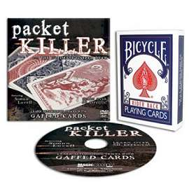 Packet Killer - Simon Lovell