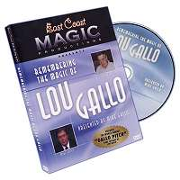Rembering The Magic Of Lou Gallo*