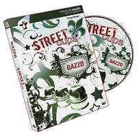 Street Cups by Gazzo DVD and Book
