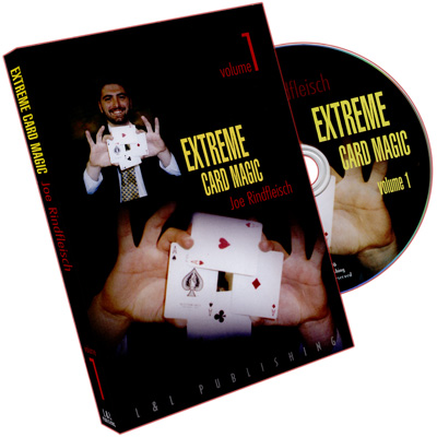 Extreme Card Magic Volume 1 by Joe Rindfleisch