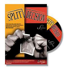 Split Decision by Joshua Jay