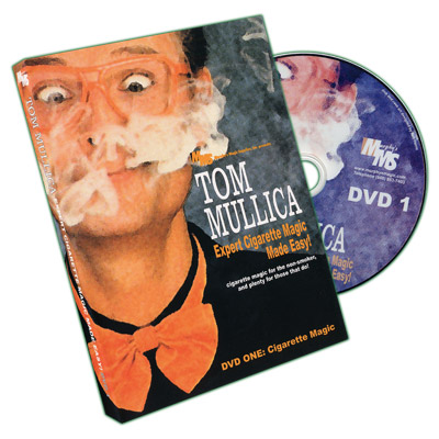 Expert Cigarette Magic Volume 1 by Tom Mullica
