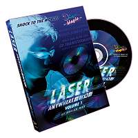Laser Anywhere CD Manipulation