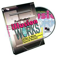 Illusion Works Volumes 3 & 4 Rand Woodbury