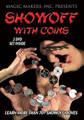 Showoff With Coins - 2 DVD Set