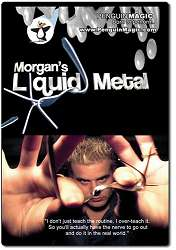 Liquid Metal - Morgan Strebler
