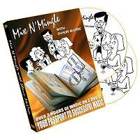 Mix N' Mingle (2 DVD set) by Shaun McCree