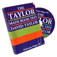 Taylor Made Book Test - video DOWNLOAD