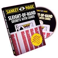 Sleight Of Hand Secrets With Cards - Sankey