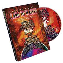 Card To Wallet - - Worlds Greatest Magic*