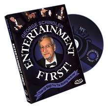Entertainment First - George Schindler