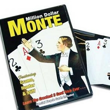 Million Dollar Monte w DVD