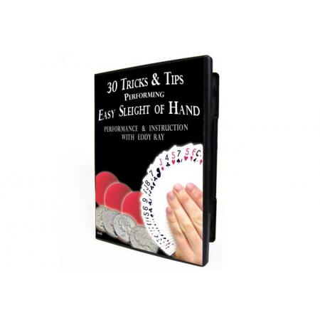 30 Tricks & Tips Performing Easy Sleight of Hand