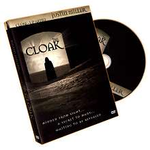 The Cloak by  Justin Miller