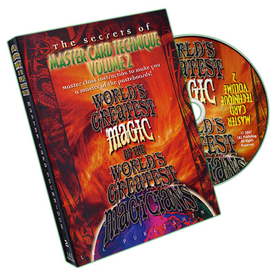 Master-Card-Technique-Volume-2--Worlds-Greatest-Magic*