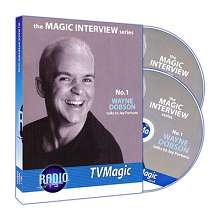 Wayne Dobson talks to Jay Fortune (2 CD Set)