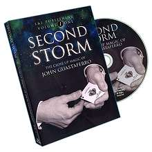Second Storm by John Guastaferro Vol 1